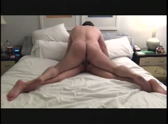 Anal sex with long legged beauty