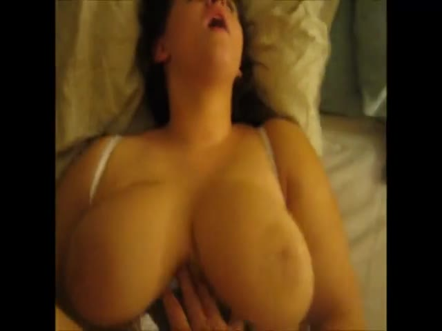 Sucking Big Natural Tits