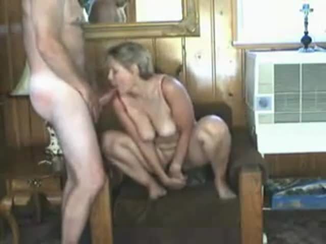Wife using big black dildo