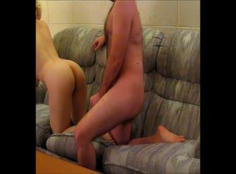 Her hot ass made premature ejaculation