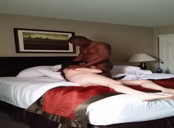 Hubby paid for vegas trip for hotwife and bbc