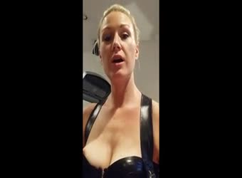 Conservating milf rides cock and dildo