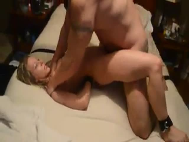 Amateur White Wife Hotel