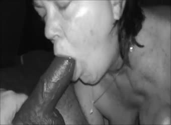 Mature swinger wife black and white experience