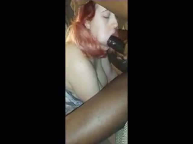 Mature trailer trash sucks cock like a pro - 2 part 10