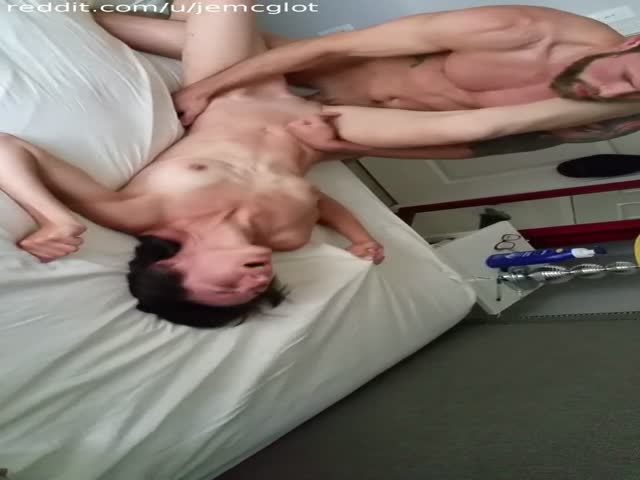 Cuckold sharing his wife 13