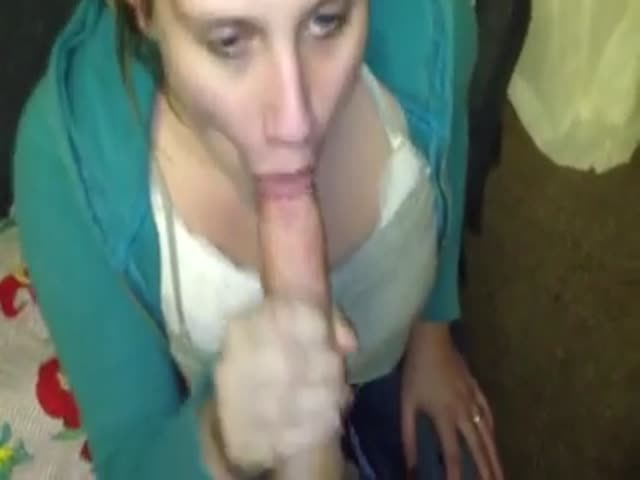 Girlfriend Big Dick Blowjob