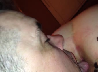 Blondie girlfriend licked and fucked