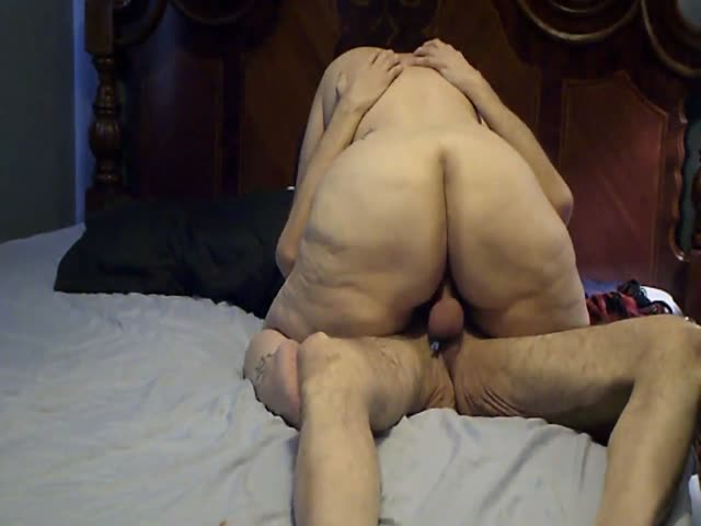 She Cums Riding His Cock