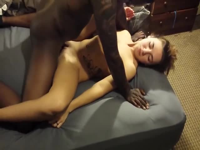 Her First Black Cock Amateur