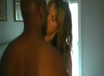 Hubby films hotwife cucking with BBC