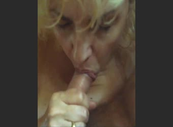 Me in blowjob action