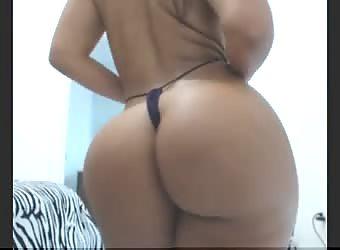 Webcam Big Booty Latina