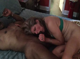 Shared wife taking a hung musclular BBC stud