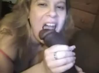 Hubbys wife pounded and bred by a sizeable BBC