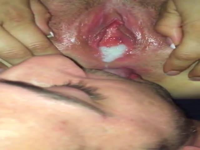 Close Up Throbbing Creampie