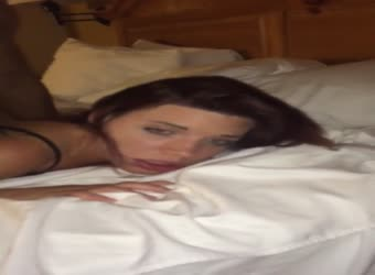 Black cock makes gorgeous wife scream