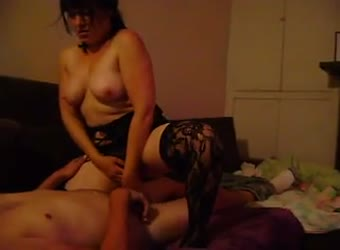Hotwife really gets horny with new friend