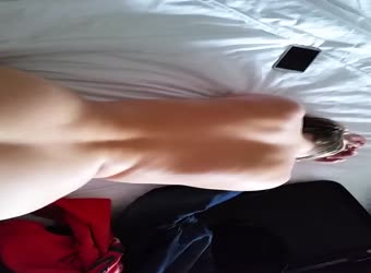 Her perfect ass fucked from behind again