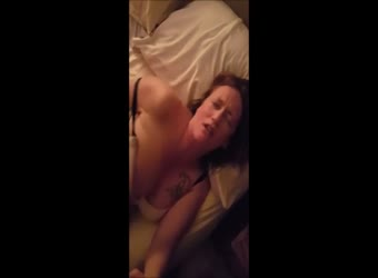 Boy toy making shared hotwife cum