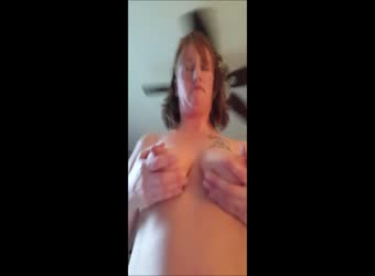 BBW milf having fun sucking and fucking