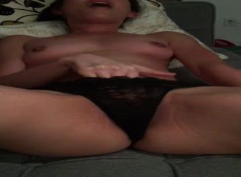 Cumming in my panties