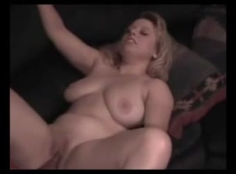 Meaty blonde wife fucked by BBC
