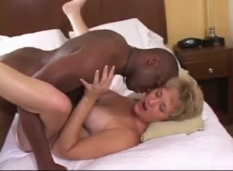 Mature wife with BBC