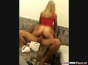 Friend fucks wife, he filmed