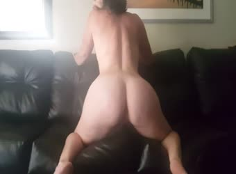 Black guy found himself a horny pawg milf