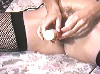 Debbie masturbating
