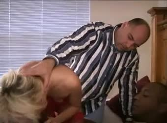 Cuck Hubby Helps BBC Fuck His Wife
