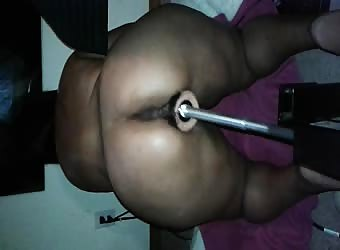 Wife With Sex Machine