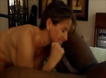 Normal wife gets wild with BBC