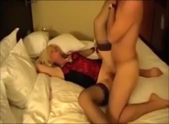 Blonde slut wife cuckolding compilation