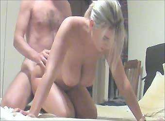 Anal big tits blonde whore
