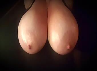 Tits + Oil