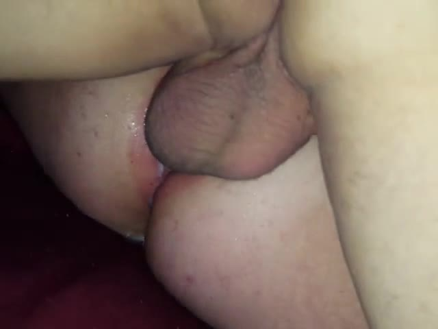 Friend creampie girlfriend