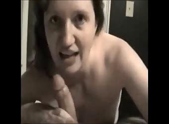 Amazing tits and blowjob