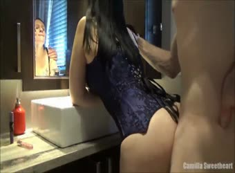 Camilla great fuck MILF in corset