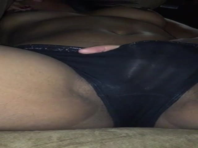 Black Girl Playing Wet Pussy
