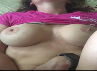 Wife has hard nipples
