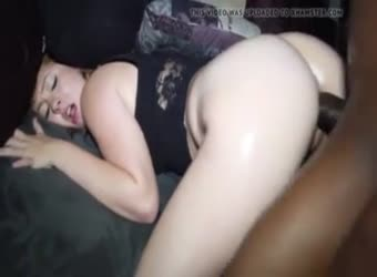 Her plump white ass is so ready for BBC plundering