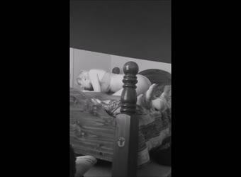 Real interracial cheating caught on hidden camera