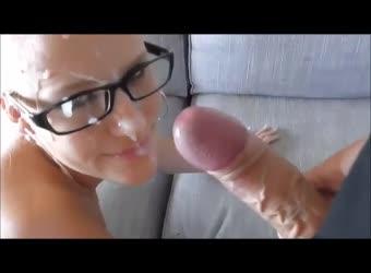 Cumfiend facial compilation 172