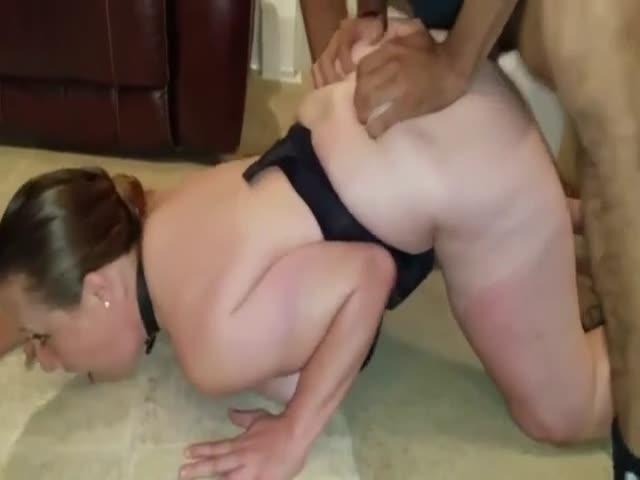 Bbw Wife Cuckold Creampie