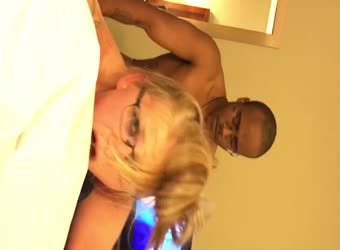 Shared wife making lots of eye contact with cuck hubby