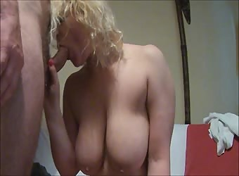 Ass to mouth big tits German wife