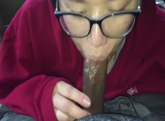 Asian pet sub slave loves her BBC master