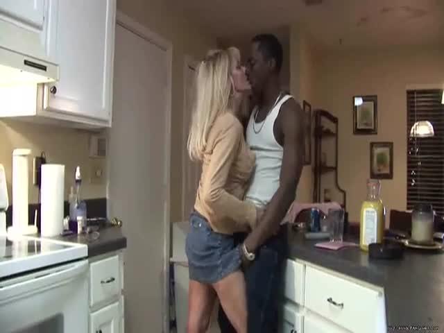 Black Bull Dominates Wife